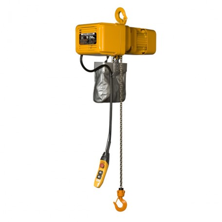 Electric Chain Blocks from Top Lifting Ltd