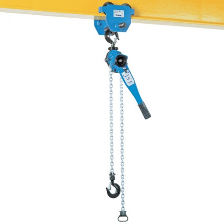 Lever Hoist from Top Lifting Ltd