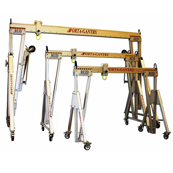 Aluminium Gantries from Top Lifting Ltd